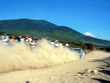 2002 Subaru Impreza WRC 120