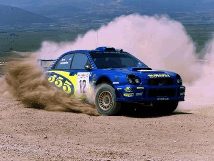 2002 Subaru Impreza WRC 123