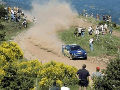 2002 Subaru Impreza WRC 126