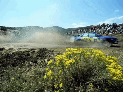 2002 Subaru Impreza WRC 127