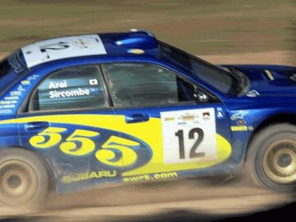 2002 Subaru Impreza WRC 129