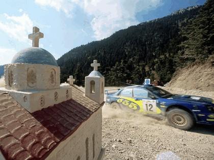 2002 Subaru Impreza WRC 130