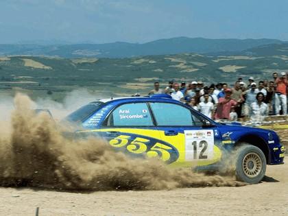 2002 Subaru Impreza WRC 132