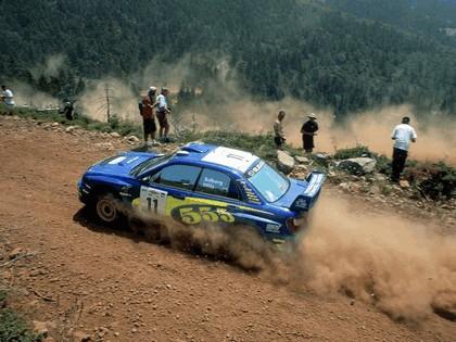 2002 Subaru Impreza WRC 133