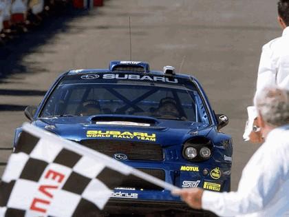 2002 Subaru Impreza WRC 136