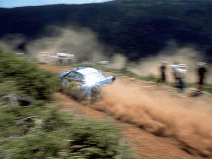 2002 Subaru Impreza WRC 142