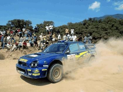 2002 Subaru Impreza WRC 144