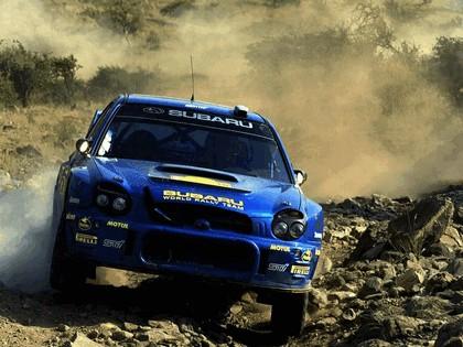 2002 Subaru Impreza WRC 147