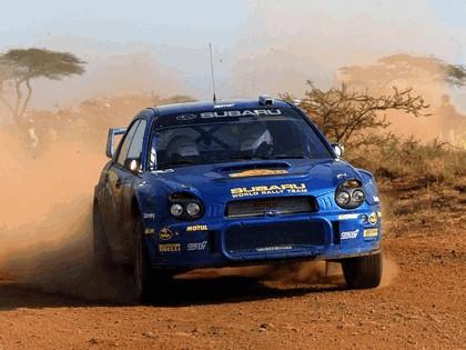 2002 Subaru Impreza WRC 148