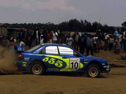 2002 Subaru Impreza WRC 149