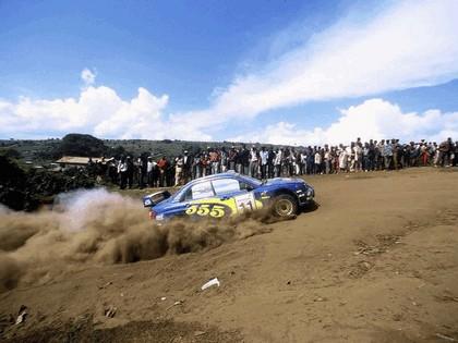 2002 Subaru Impreza WRC 159