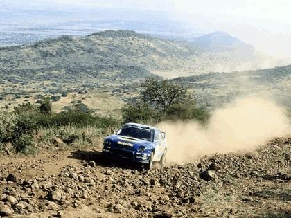 2002 Subaru Impreza WRC 160
