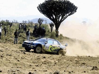 2002 Subaru Impreza WRC 164