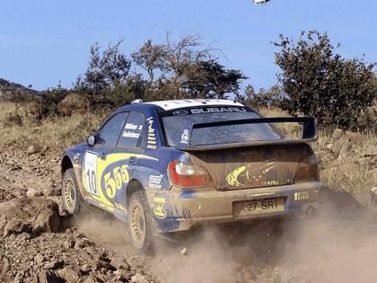 2002 Subaru Impreza WRC 165