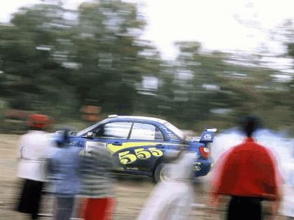 2002 Subaru Impreza WRC 169