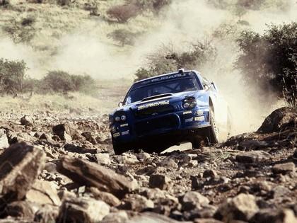 2002 Subaru Impreza WRC 171