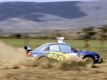 2002 Subaru Impreza WRC 172
