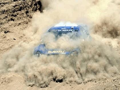 2002 Subaru Impreza WRC 174