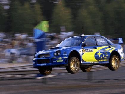 2002 Subaru Impreza WRC 175