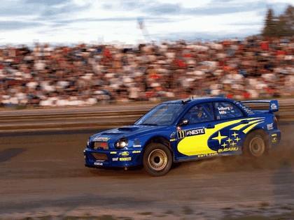 2002 Subaru Impreza WRC 176