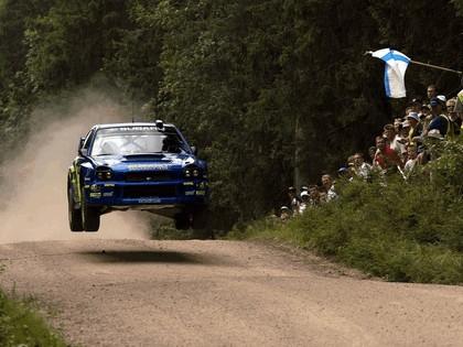2002 Subaru Impreza WRC 178