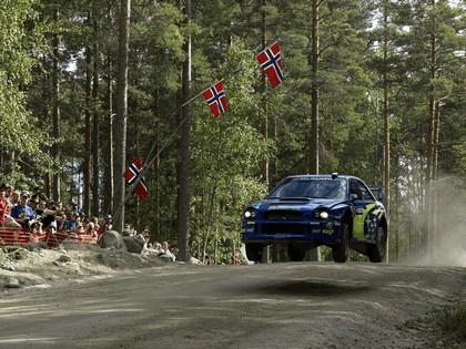 2002 Subaru Impreza WRC 179