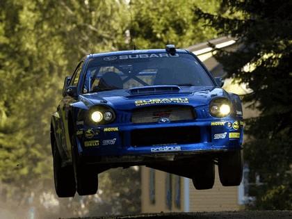 2002 Subaru Impreza WRC 181
