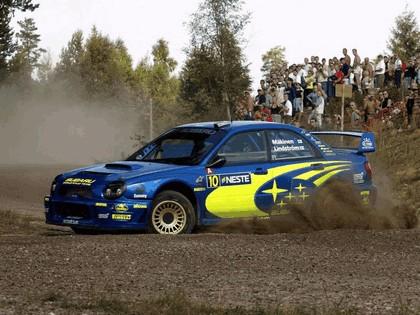2002 Subaru Impreza WRC 182