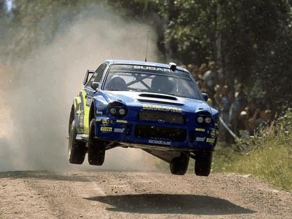 2002 Subaru Impreza WRC 184