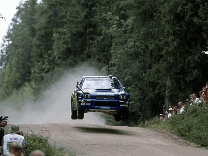 2002 Subaru Impreza WRC 187