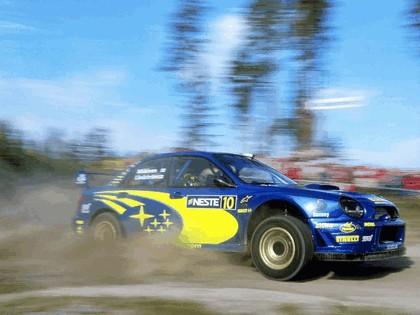 2002 Subaru Impreza WRC 189
