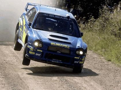 2002 Subaru Impreza WRC 190