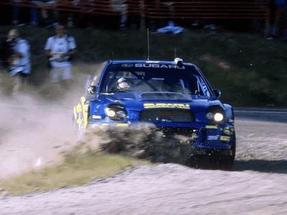 2002 Subaru Impreza WRC 191