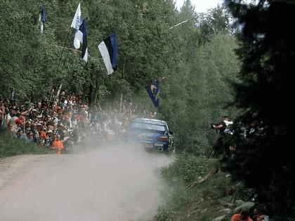 2002 Subaru Impreza WRC 195