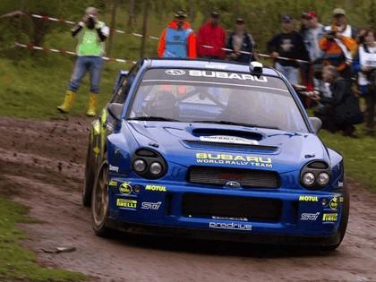 2002 Subaru Impreza WRC 196