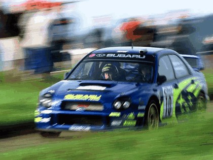 2002 Subaru Impreza WRC 198