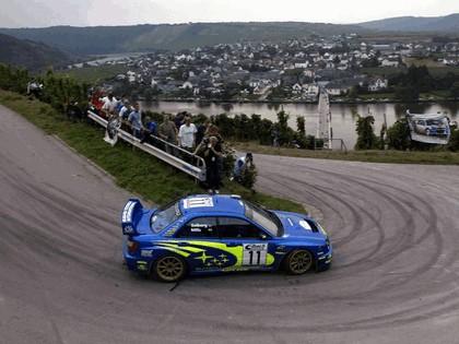 2002 Subaru Impreza WRC 200