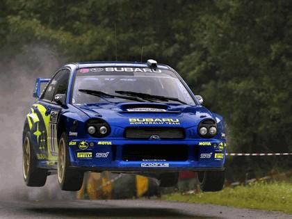 2002 Subaru Impreza WRC 201