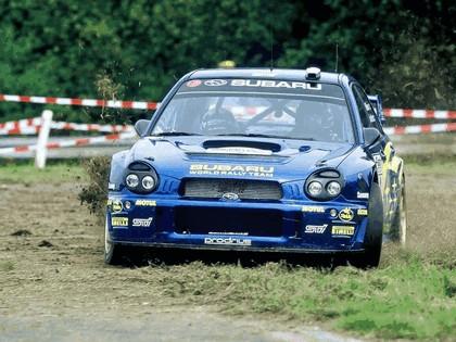 2002 Subaru Impreza WRC 209