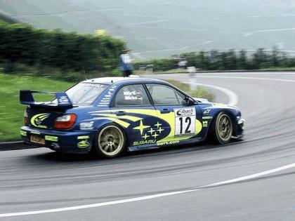 2002 Subaru Impreza WRC 210