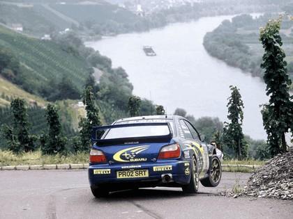 2002 Subaru Impreza WRC 213