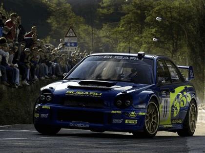2002 Subaru Impreza WRC 216