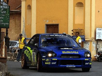 2002 Subaru Impreza WRC 217