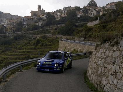2002 Subaru Impreza WRC 218
