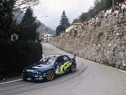 2002 Subaru Impreza WRC 225