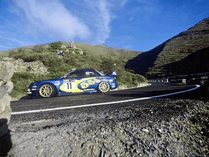 2002 Subaru Impreza WRC 226