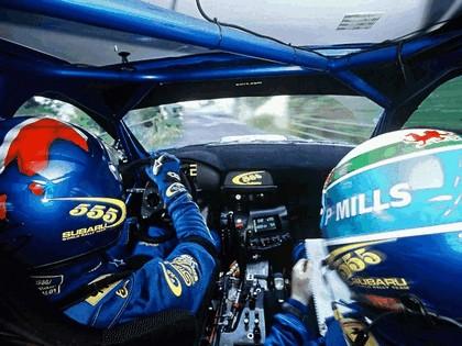 2002 Subaru Impreza WRC 230