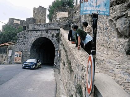 2002 Subaru Impreza WRC 231