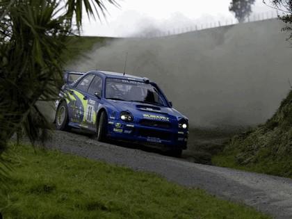 2002 Subaru Impreza WRC 233