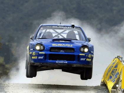 2002 Subaru Impreza WRC 235